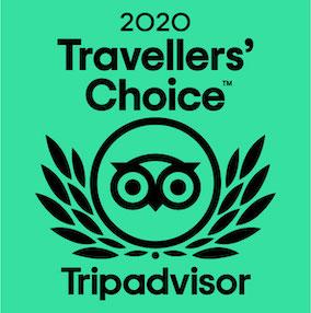 Travelers Choice 2020